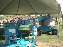 Product Review: Genie S-45 Boom Lift