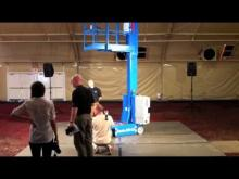 Product Review: Genie GRC-12 Runabout Contractor Aerial Work Platform
