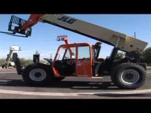 Product Review: JLG G10-55A Telehandler Part 1