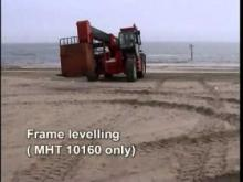 Product Demonstration: Manitou MHT 10160 Telescopic Handler
