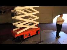 Product Review: Snorkel S3246E Scissor Lift Part 2