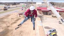 Aerial Lift Rescue Short