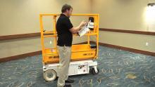Product Review: Custom Equipment Hy-Brid Lifts HB 1230 Scissor Lift