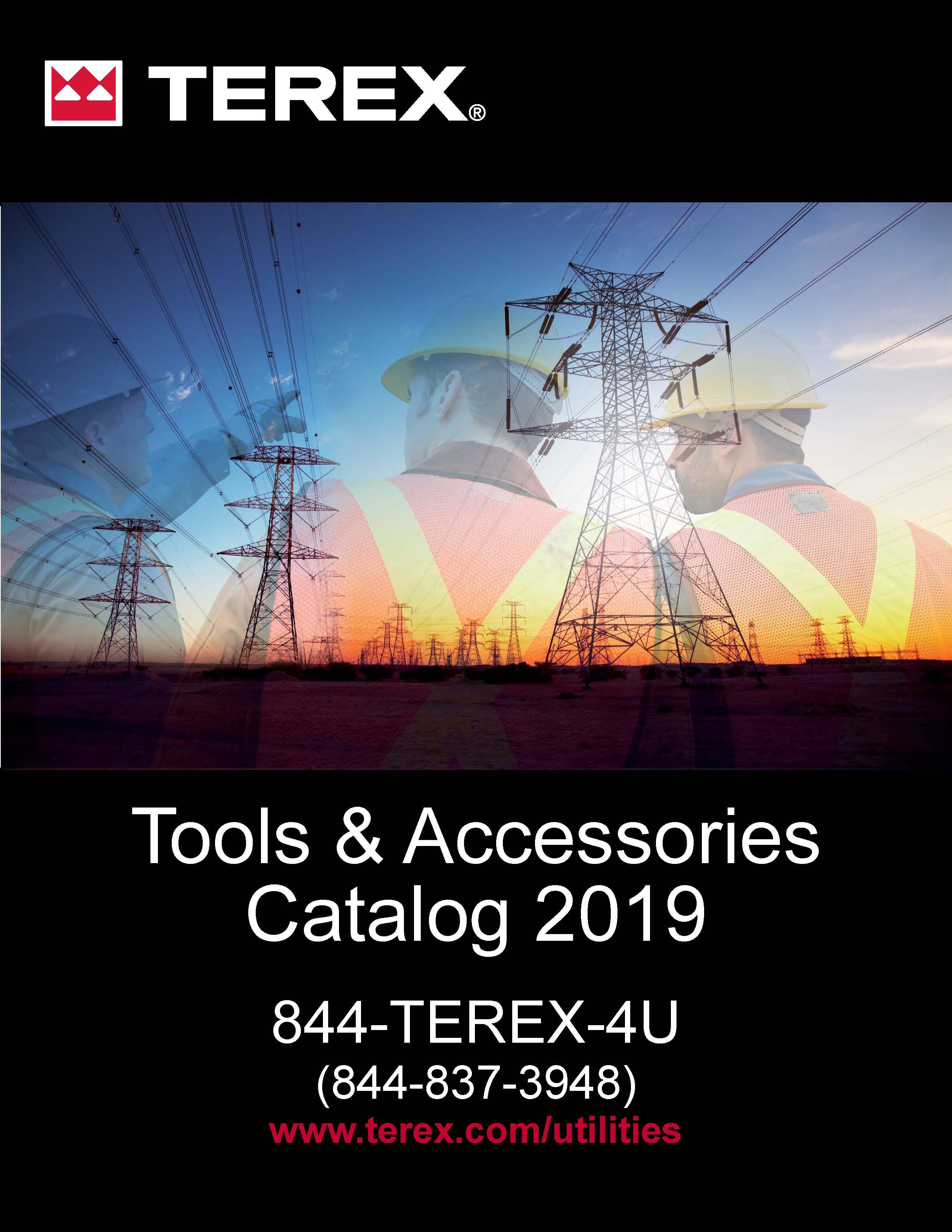 Terex Utilities Tools and Accessories